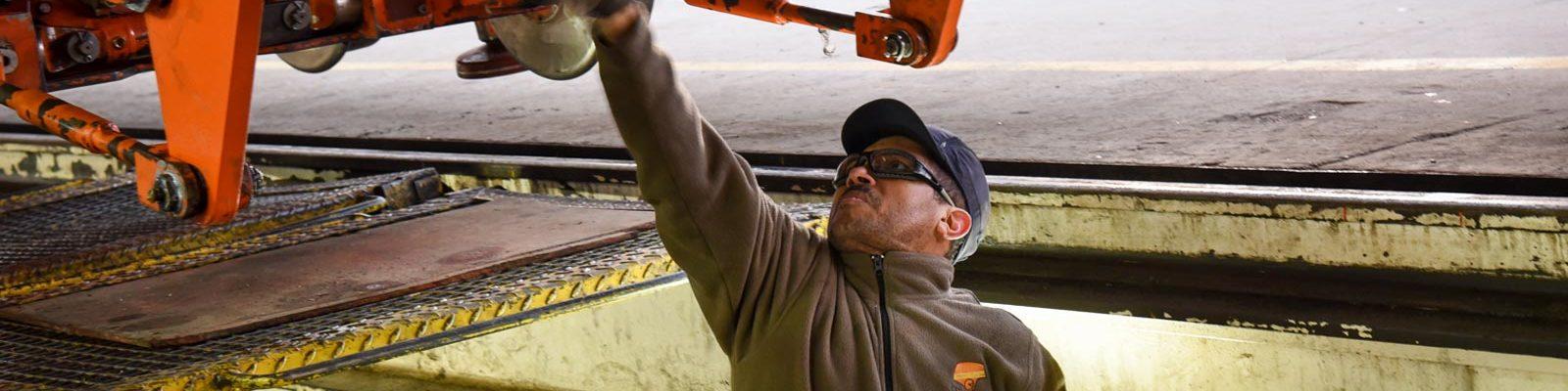 opérateur maintenance ferroviaire